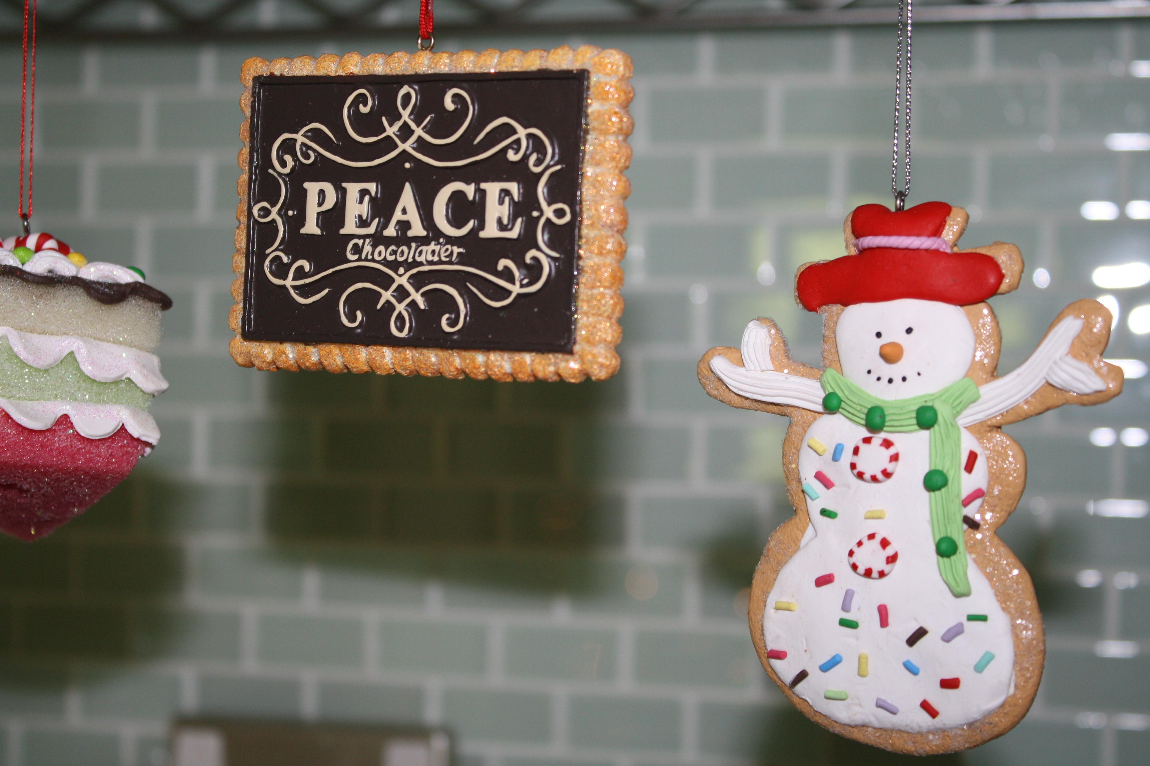 Christmas Kitchen Christmas Kitchen Flour Hand